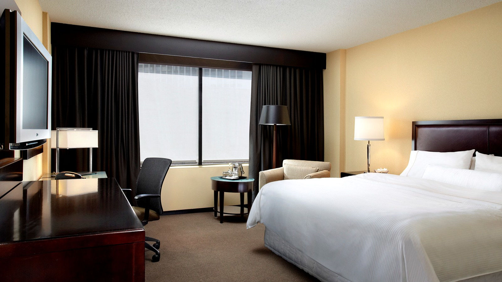 The Westin Edmonton Hotel - Executive Rooms