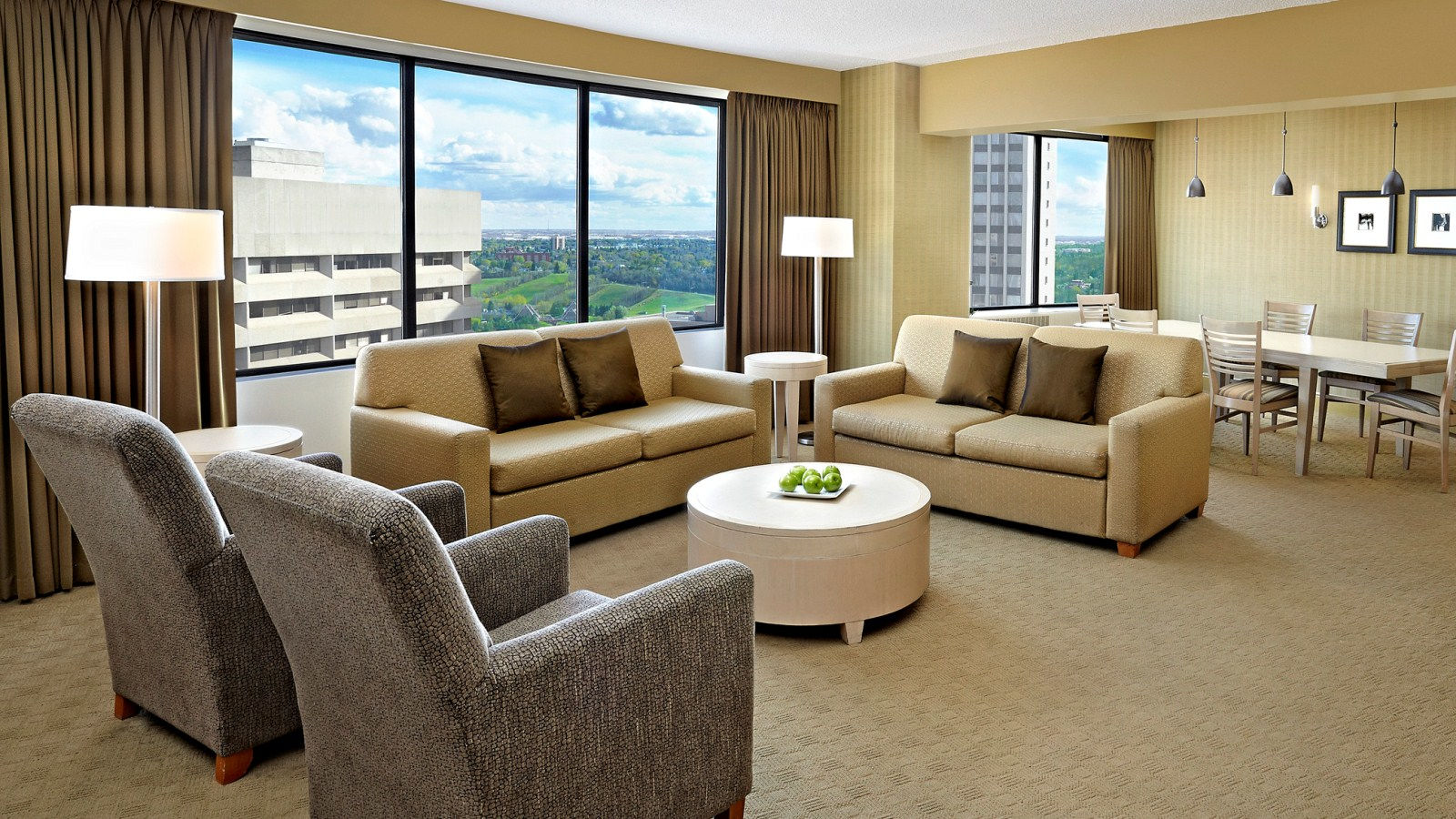 The Westin Edmonton - Specialty Suites