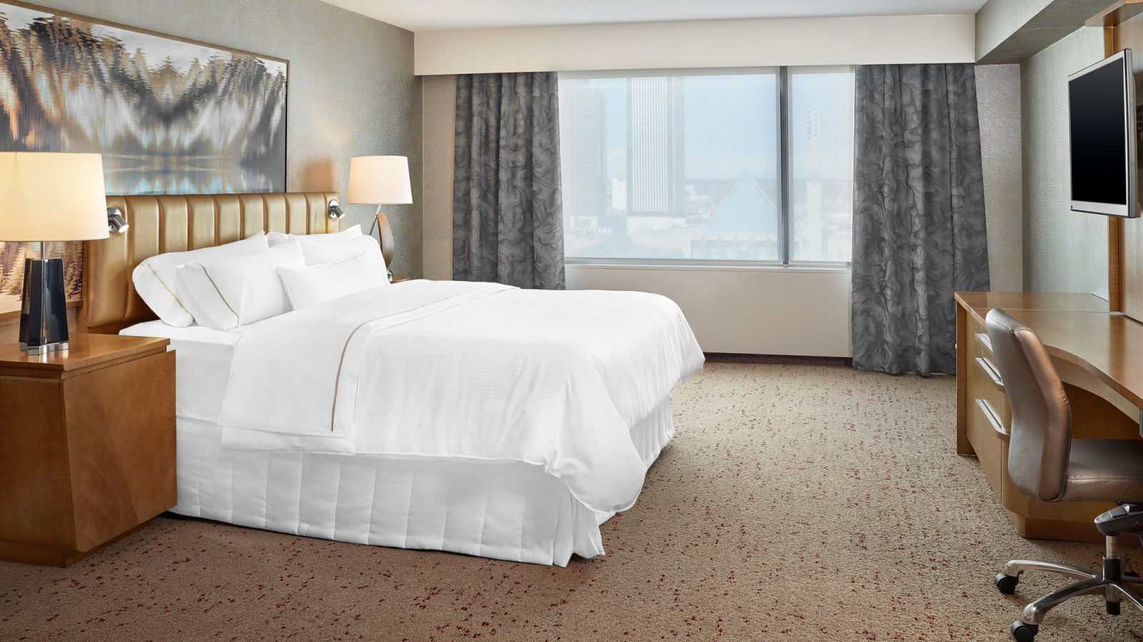 The Westin Edmonton Hotel - Deluxe Rooms